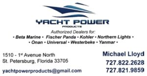 Yacht Power Products